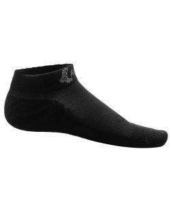 Black Mueller Graduated Compression Ankle Socks