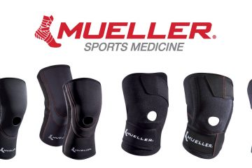 Mueller Sports Medicine variety of knee braces and supports