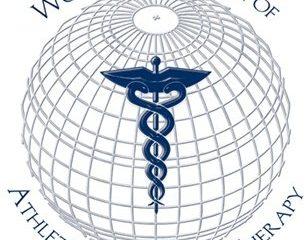 World Federation of Athletic Training & Therapy logo