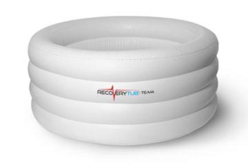 RecoveryTub Inflatable Ice Tub - Team